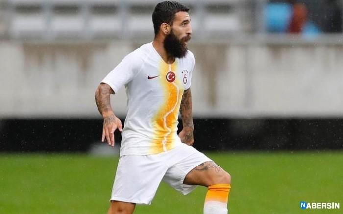 Galatasaraylı Jimmy Durmaz'a Müjde! İsveç Milli Takımı'na Davet Edildi